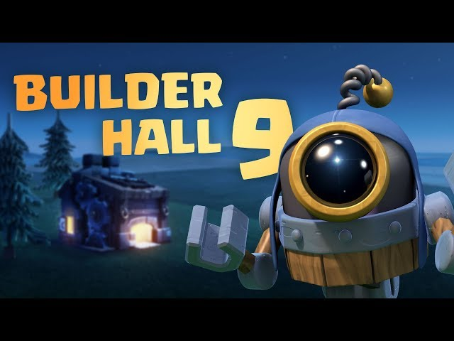 Clash of Clans: Builder Hall 9 is Here! (June Update 2019) thumbnail