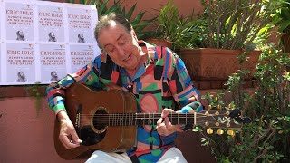"""Eric Idle Introduces His New Book """"Always Look on the Bright Side of Life: A Sortabiography"""""""