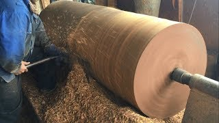 Woodworking Extremely Dangerous Craft Skills Fastest And Easiest Wood Turning