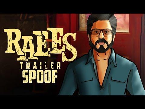 Raees Trailer Spoof  || Shah Rukh Khan || Shudh Desi Endings thumbnail