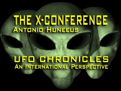 United Nations UFO and ET Policy - Antonio Huneeus LIVE