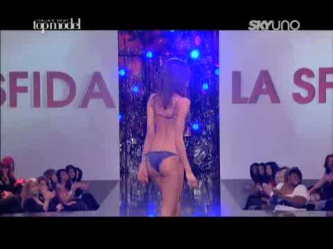 Italia's Next Top Model 3 - Episode 9 - Elimination