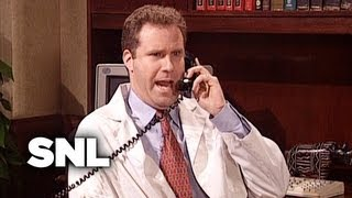 Dr. Beaman's Office - SNL