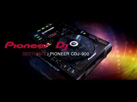 Pioneer CDJ-900 Overview