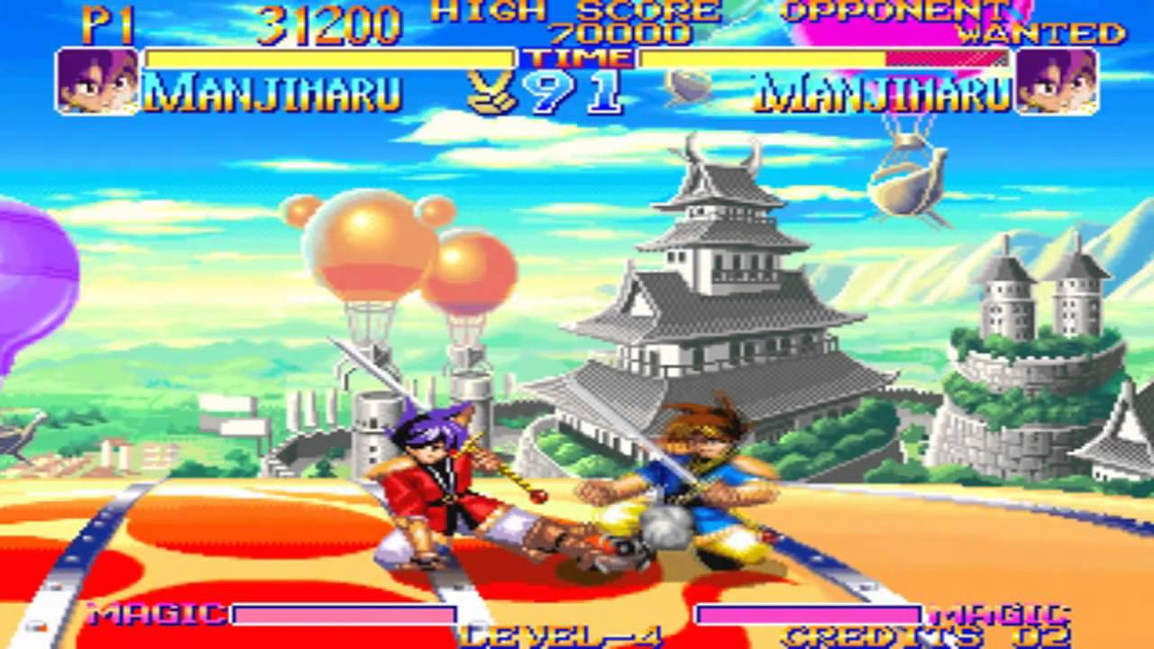 Download Art Of Fighting 3 Neo Geo Rom