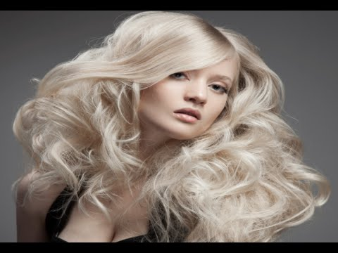 How to Dye Dark Brown Hair Platinum Blonde
