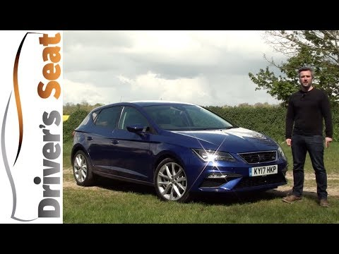 2017 SEAT Leon Road Test | Driver's Seat