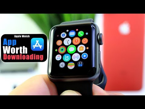 Top Apple Watch Apps Worth Downloading