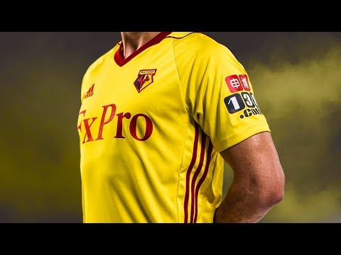 2,000 SUBSCRIBER GIVEAWAY | WIN A 2017/18 WATFORD HOME SHIRT!