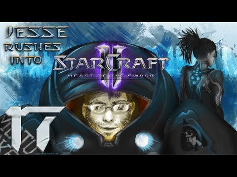 Starcraft 2: Heart of the Swarm (Part 17) - Infested