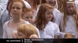 Thumb Celebración de pelirrojos en Holanda
