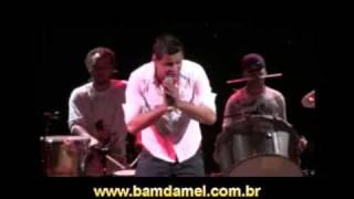 Watch Bamdamel Bateu Saudade video