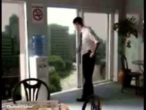Funny video - No Smoking . Самое смешное видео