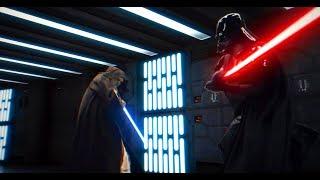 "STAR WARS - ""Sc.38 Reimagined"" (Unofficial Short Scene) Teaser Trailer"