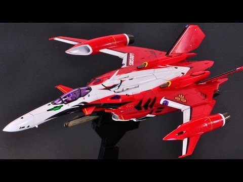 YF-29 Durandal Review. Macross Frontier The Wings of Goodbye