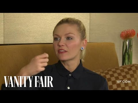 "Kirsten Dunst Talks to Vanity Fair's Krista Smith About the Movie ""Melancholia"""