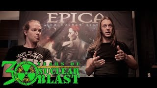 EPICA - Behind The Music ( The Solace System trailer #1)