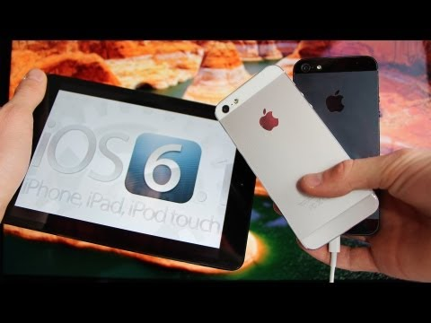 Untethered iOS, 6.1 Jailbreak iOS 6 Update New 6.0.2 iPhone 5, 4S, iPad 6.0.1 Exploits