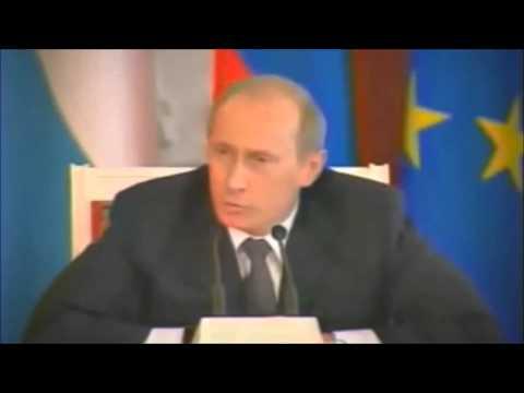 Putin's hypocrisy