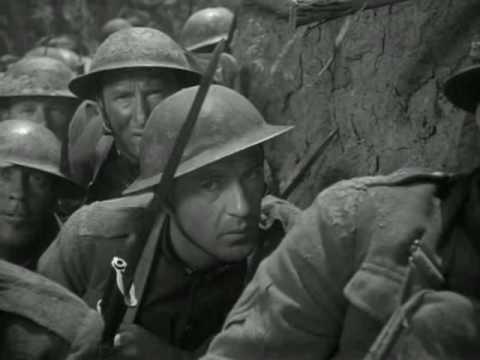 "Sergeant York ""Over the Top""  Battle Scene"