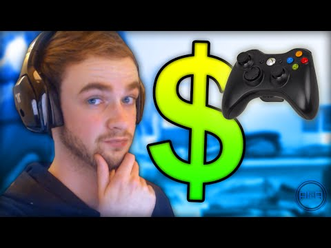 MONEY from PLAYING VIDEO GAMES!?