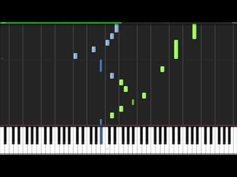 The Chronicles of Narnia Medley - The Chronicles of Narnia [Piano Tutorial] (Synthesia)