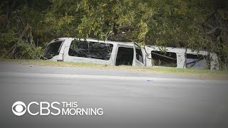 Limo that crashed and killed 20 people failed inspection last month