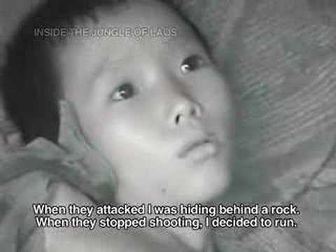 """""""HUNTED LIKE ANIMALS"""" Hmong Hunted and tortured -merciless!"""