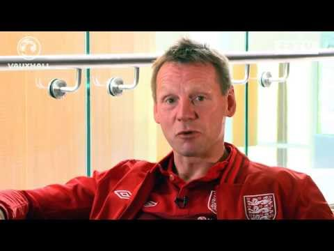Stuart Pearce on coaching the Army side vs the FA Legends