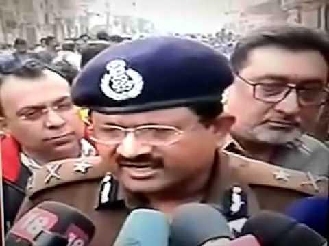 Delhi | Bank van robbed of Rs. 1.5 crore in Kamla Nagar, guard shot dead statement from Police