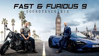 Fast & Furious 9: Hobbs & Shaw Soundtrack Mix - Trap & EDM Music