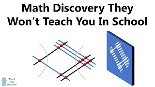 INCREDIBLE DISCOVERY! Multiply By Lines Group Theory