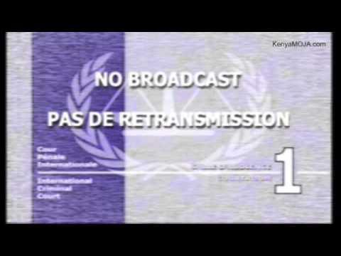 Ruto & Sang ICC Trial Livestream - 04 Sep 2014
