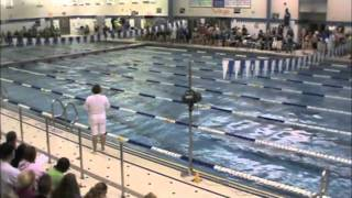 Section 5 Class D 200 Individual Medley 2012
