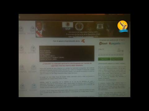 EXTORSIONAN EN INTERNET CON NUEVO VIRUS DEL POLICIA