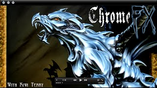 Chrome FX - How to Airbrush Chrome w/ Kiwi Terry