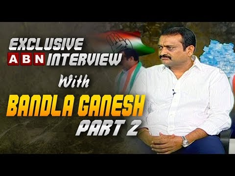 Bandla Ganesh about His Political entry | Exclusive Interview | Part 2