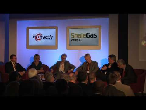 Shale debate 3 - Shale Gas World UK 2013