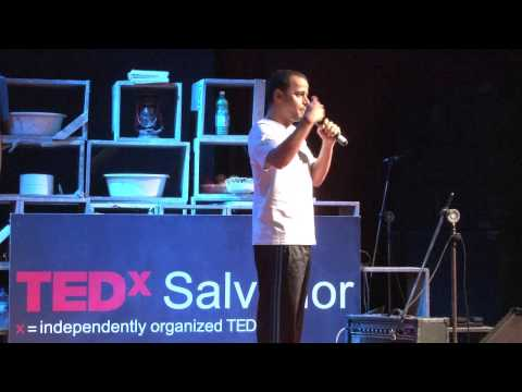 Redescobrindo os sons da guitarra baiana: Robertinho Barreto no TEDxSalvador