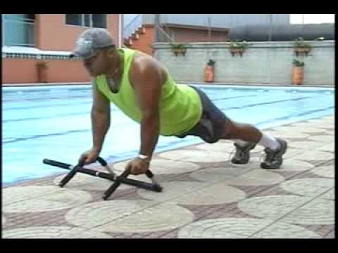 BARRA MULTIFUNCIONAL HOUSE GYM