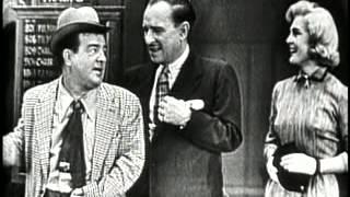 ABBOTT & COSTELLO SHOW - Colgate Comedy Hour - Lizabeth Scott, 1953