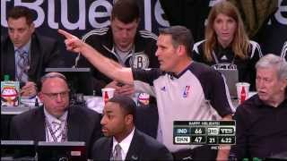 Paul Pierce Flagrant 2 & Ejection