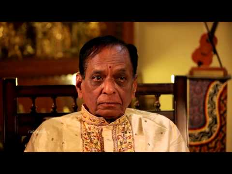 Conversation with PADMA VIBHUSHAN Dr. M BALAMURALI KRISHNA - ( TELUGU )