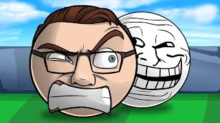 TROLLING MINILADD!! - Golf It Funny Moments (Funny Mini Golf Game)