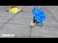 Dragon Ball Z Budokai Tenkaichi 3 | Modo historia alternativo AF COMENTADO EP 41 | RARE MODS