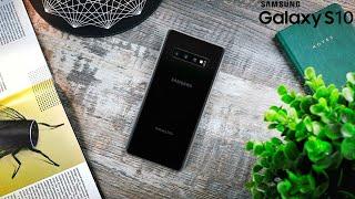 Samsung Galaxy S10 - Last LEAK!
