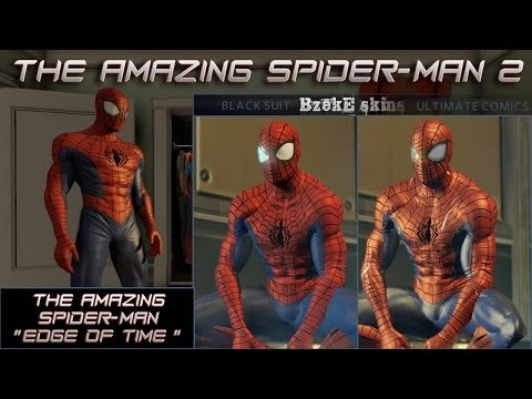 The Amazing Spider-Man 2 The Amazing Spider-Man skin [BzekE Skins]