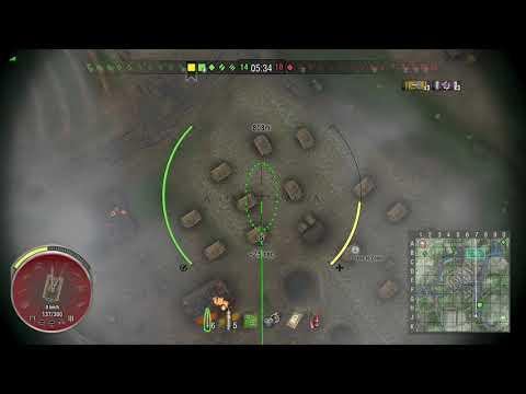 World of Tanks Xbox one Hummel 1 Kill