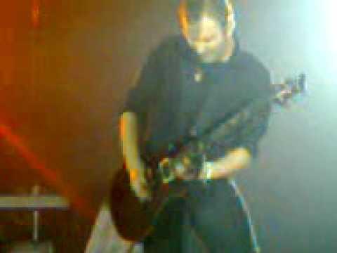Skillet Guitarist Ben Kasica's Solo