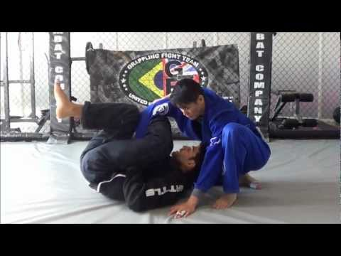 Lasso Sweep variations from Closed guard BJJ Image 1